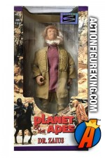 HASBRO PLANET OF THE APES DR. ZAIUS Sixth-Scale Action Figure with Rooted Hair and Authentic Outfit.