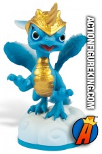 Swap-Force Horn Blast Whirlwind figure from Skylanders and Activision.