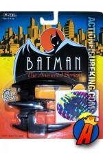 1:64th scale Batman Animated Die-Cast Metal Batplane.