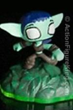 Skylanders Spyro's Adventure Sidekicks Whisper Elf figure from Activision.