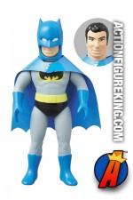 Medicom 10-inch scale Sofubi Batman aciton figure.