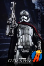Star Wars Captain Phasma 12-inch scale figure from Sideshow Collectibles.