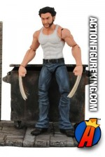 Marvel Select 7-inch scale Wolverine movie figure from Diamond.