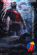 First look at this Ant-Man poster for the 2015 film.