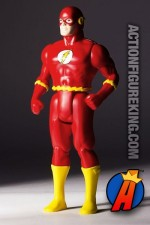 Gentle Giant Jumbo 12-Inch Scale DC SUPER POWERS FLASH Action Figure.