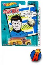 STAR TREK 2013 Pop Culture Dr. BONES McCOY die-cast vehicle from HOT WHEELS.