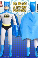 DC Comics Mego Retro-Syle Loose 18-Inch BATMAN Action Figure from Figures Toy Co.