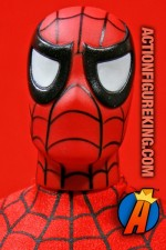 Second edition 12-inch Spider-Man action figure from Toybiz.