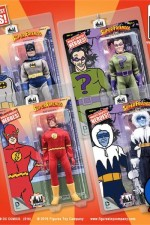 Series 3 of the Super Friends and Legion of Doom 8-inch retro figures from Figures Toy Company.