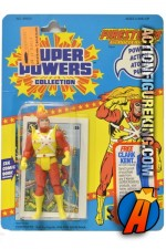 Vintage Kenner Super Powers Firestorm action figure.