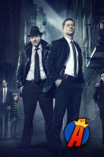 The Gotham TV series revolves around the world of Batman when Bruce Wayne is still a young boy and Jim Gordon is working his way through the police force.