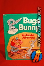 Bugs Bunny: Accidental Adventure A Big Little Book from Whitman.