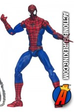 Marvel Universe 3.75 inch 2012 Series One Unlimited Spider-Man action figure from Hasbro.