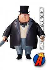 BATMAN the Animated Series PENGUIN 6-inch scale action figure from DC Collectibles.