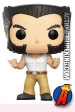 Funko Pop! Marvel X-MEN LOGAN (Wolverine) Figure.