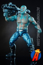 Marvel LEGENDS Guardians of the Galaxy DRAX the Destroyer Action Figure.