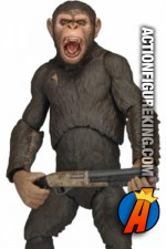 Neca Dawn of the Planet of the Apes Series 2 Caesar 7-inch action figure.