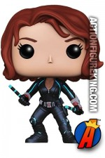 Funko Pop! Marvel Avengers 2 BLACK WIDOW Figure No. 91.
