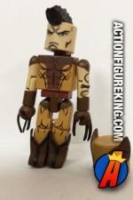 Marvel Minimates Dark Avengers Daken 2 2/16 inch figure.