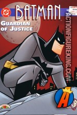 Batman – Guardian of Justice coloring book from Landolls.