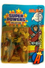 Vintage Kenner Super Powers Collection 4.5-inch Kalibak action figure.