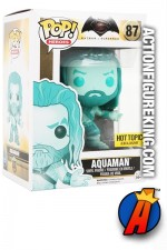 Funko Pop! Heroes Variant Underwater Batman v Superman AQUAMAN Figure.