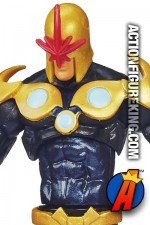 Marvel Universe 3.75 Inch 2013 Series 5 Nova action figure from Hasbro.