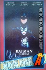 1992 Batman Returns 500-Piece Movie Posrer Puzzle from Golden.