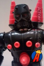 Micronauts 3.75-inch scale Baron Karza action figure from Mego.