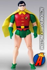 Jumbo 12-inch scale DC COMICS SUPER POWERS ROBIN Action Figure.