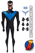 BATMAN the Animated Series NIGHTWING 6-inch scale action figure from DC Collectibles.