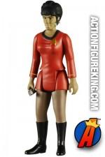 Funko's ReAction line of Star Trek figures featuring Lt. Uhura.