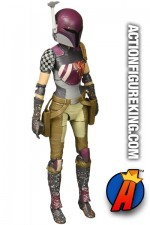 STAR WARS Rebels Black Series SABINE WREN 6-Inch Scale Figure.