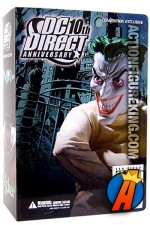 Exclusive 7-inch Joker action figure from Comcicon 2008.