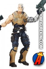 Marvel Legends Juggernaut BAF Series Cable Action Figure from Hasbro.