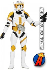 STAR WARS BLACK SERIES 6-Inch Scale CLONE COMMANDER CODY Action Figure from HASBRO.