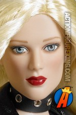 Tonner 16-inch Deluxe Black Canary dressed figure.
