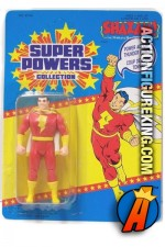 4.5-inch Kenner Super Powers Shazam! action figure.