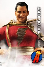 MEZCO One:12 Collective DC Comics SHAZAM Action Figure.