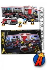 Mega Blocks STAR TREK U.S.S. ENTERPRISE Bridge Playset.