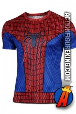 The Amazing Spider-Man short sleeve t-shirt.