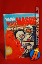 Major Matt Mason A Big Little Book from Whitman.