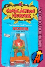 Mego Comic Action Heroes Robin action figure.