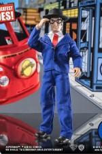 SUPERMAN Series 2 CLARK KENT Mego Repro 8-inch action figure.