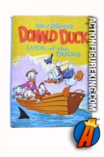 Donald Duck Luck of the Ducks A Big Little Book from Whitman.