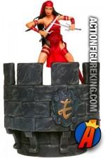 Marvel Select Elektra premium action figure from Diamond.