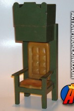 Mego Planet of the Apes Throne playset.