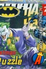 Batman versus Joker 24-Piece jogsaw puzzle from Cardinal.