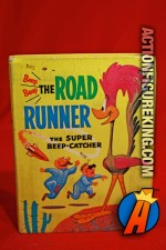 Road Runner: The Super Beep Catcher A Big Little Book from Whitman.