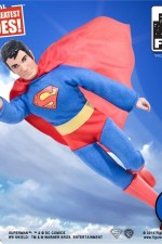Mego retro-style 8-inch Superman action figure.